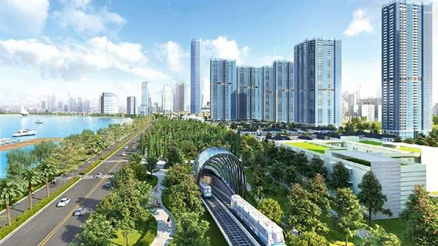 Bộ GTVT bật đèn xanh ủng hộ Hà Nội triển khai Dự án metro số 5