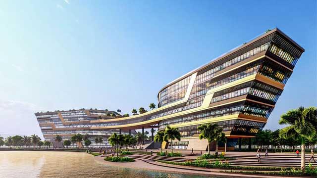 Ngày 9/1, khởi công xây dựng Trung tâm Đổi mới sáng tạo quốc gia tại Hòa Lạc