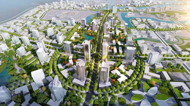 """Hàng loạt """"ông lớn"""" BĐS đổ bộ đầu tư tại Siêu đô thị vệ tinh Hòa Lạc hơn 17.000ha"""