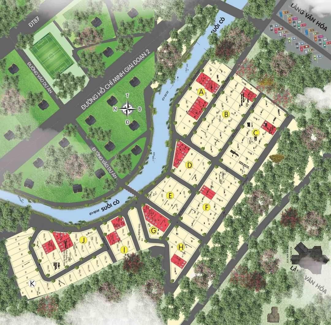 Tại sao nên đầu tư vào khu tái định cư trường bắn Đồng Doi?