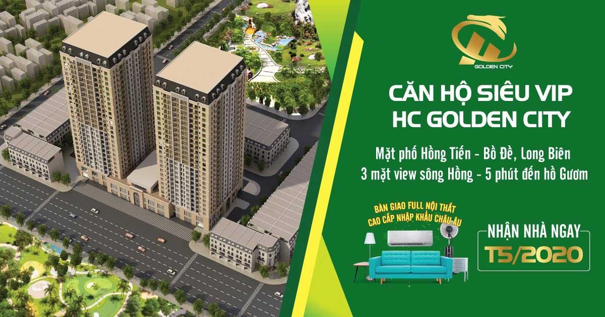 Tiện ích dự án HC Golden City