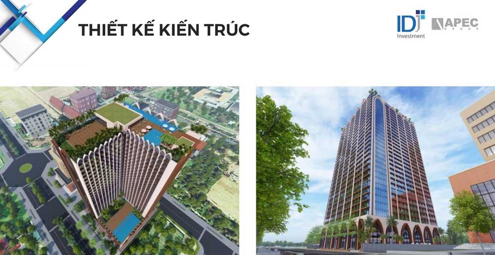 Hệ thống tiện ích nội khu dự án Apec Mandala Grand Phú Yên