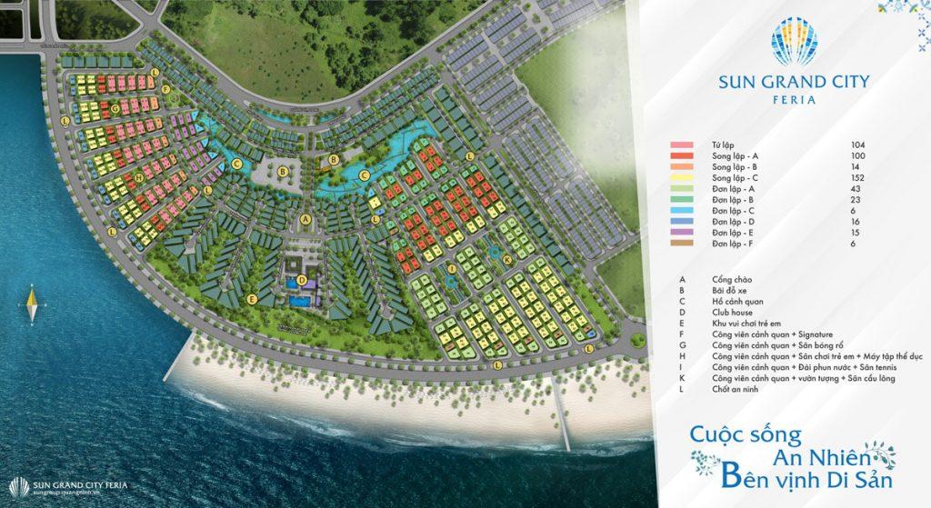 Tiện ích dự án Sun Grand City Hạ Long