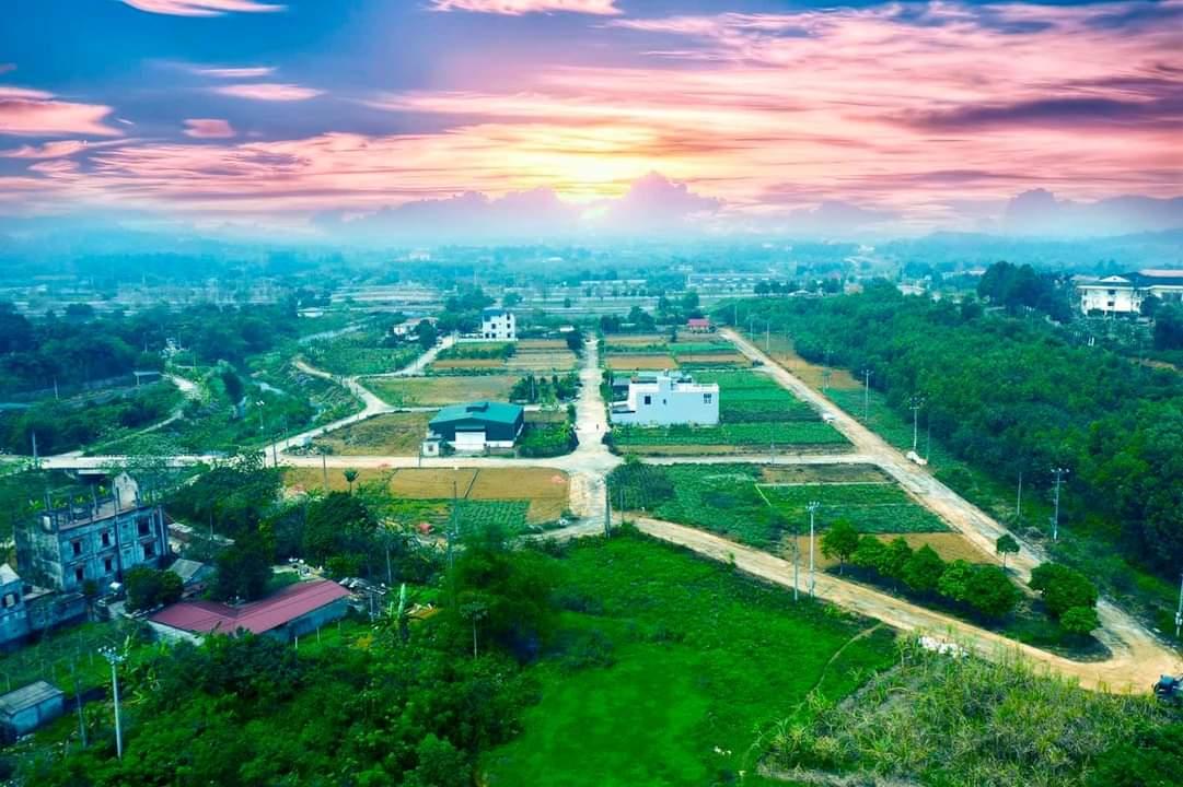 Khu tái định cư Đồng Doi - TĐC Trường bắn Đồng Doi Sát Làng Văn Hóa Các Dân Tộc VN