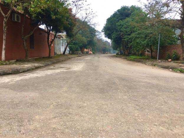 Khu tái định cư Phú Cát
