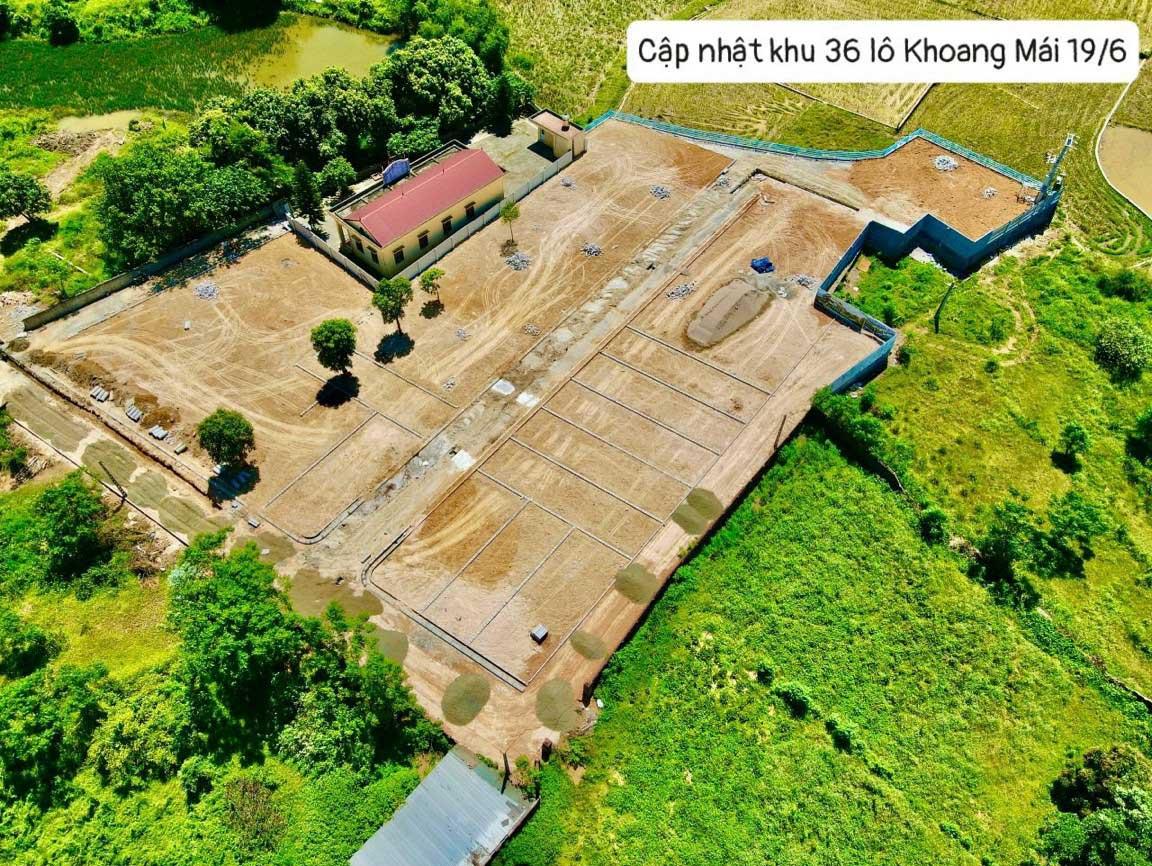 36 Lô Khoang Mái Đồng Trúc, Đất Nền Hoà Lạc Sát Khu CNC 1