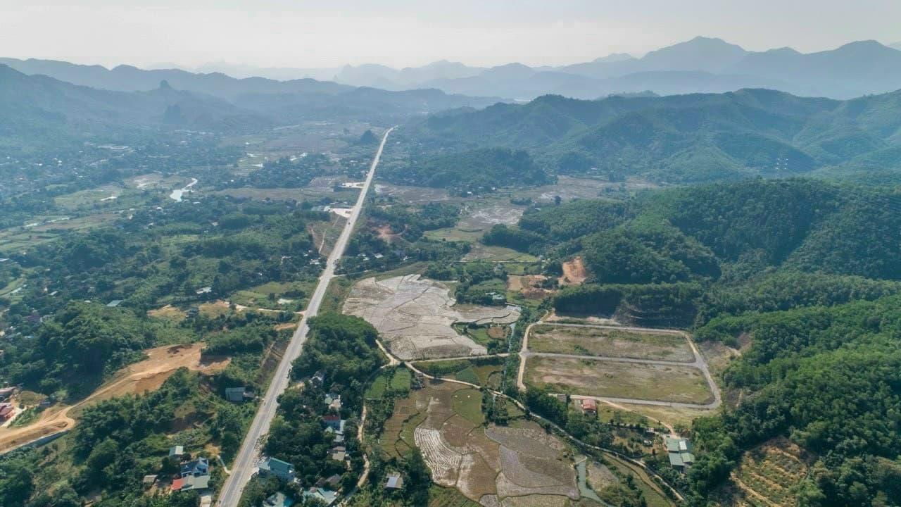 Đất Nền Hòa Bình Green Valley - 159 lô Giá GỐC cực rẻ trục Hòa Lạc - Hòa Bình
