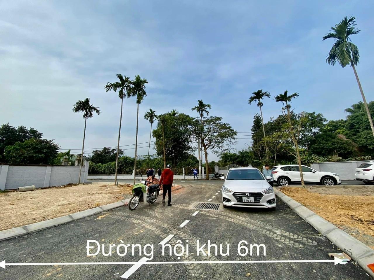 Ra mắt 29 lô đất nền Phú Cát, cách QL 21A 100m, sát tổ hợp y tế