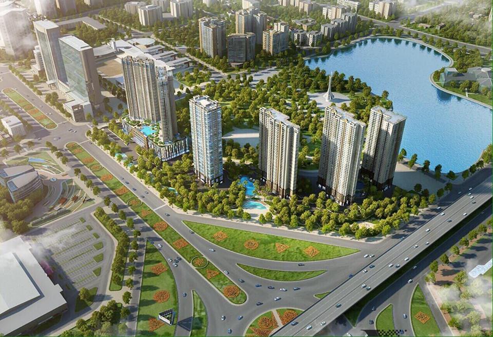 Chung cư D'Capitale