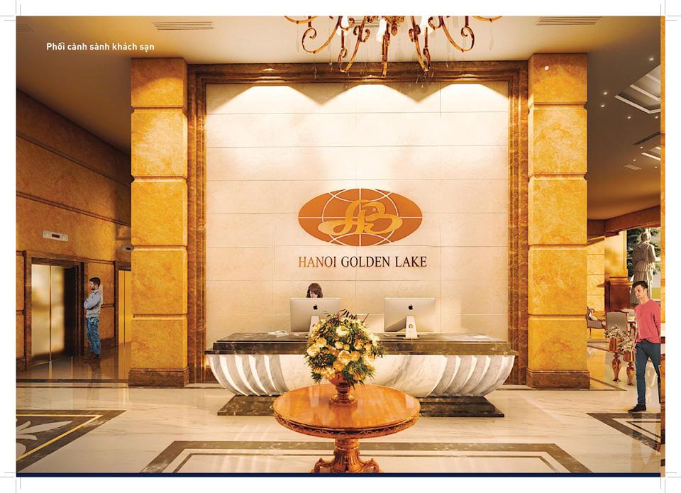 Chung cư Hanoi Golden Lake