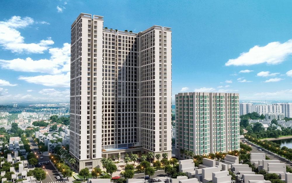 Chung cư Phu Tai Residence