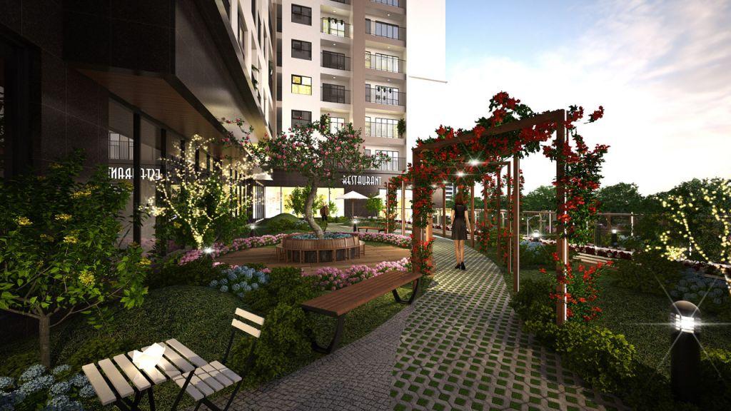 Chung cư Phương Đông Green Park