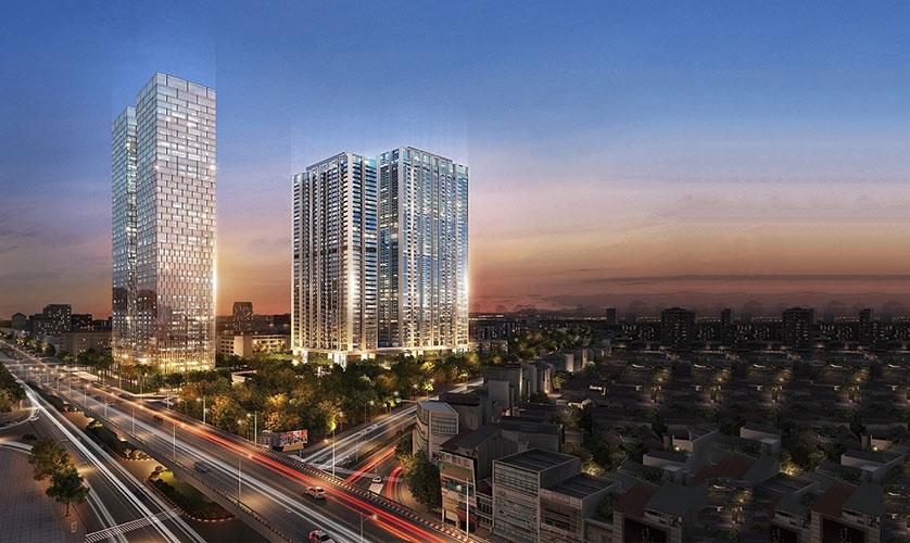 Chung cư Vinhomes Metropolis