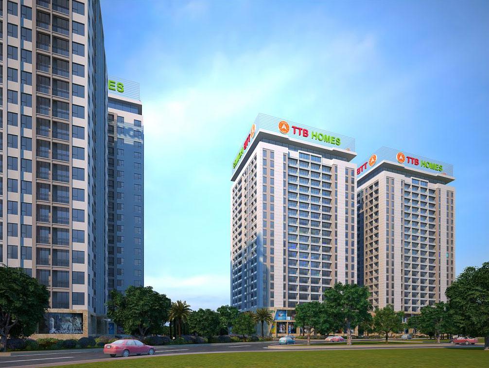 Khu đô thị Green City Bắc Giang