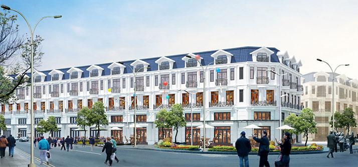 Khu đô thị Yên Phong Residence