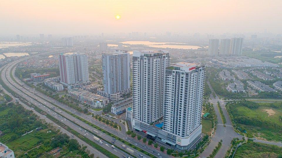 Chung cư The Two Residence