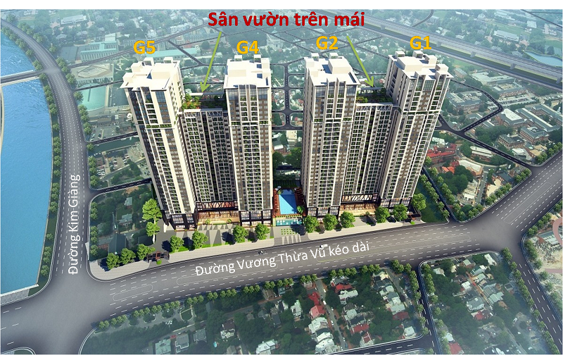 Chung cư Five Star Garden
