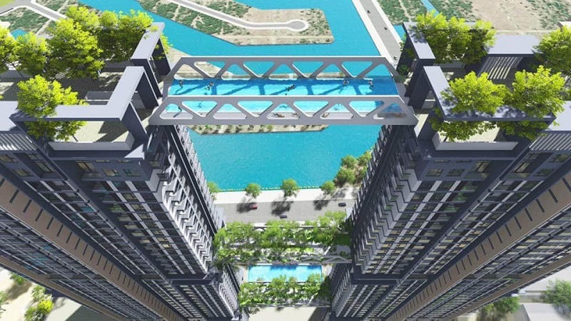 Chung cư Sky Oasis