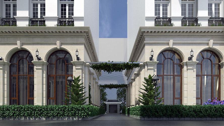 Grandeur Palace Giảng Võ