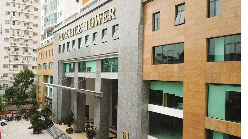 Chung cư Comatce Tower