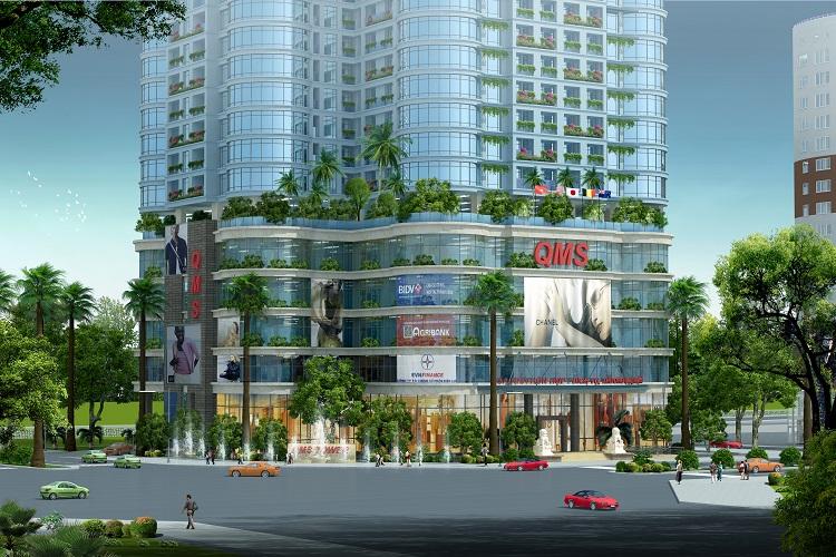Chung cư QMS Tower 2