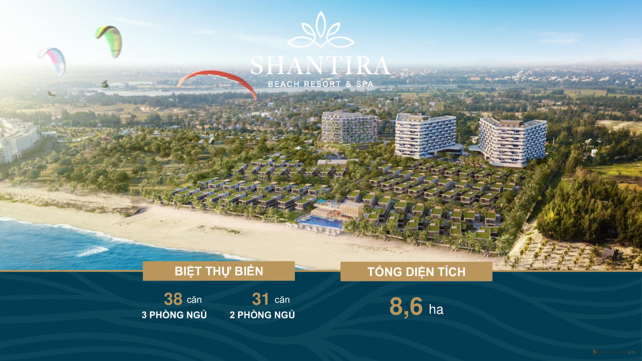 Shantira Beach Resort & Spa