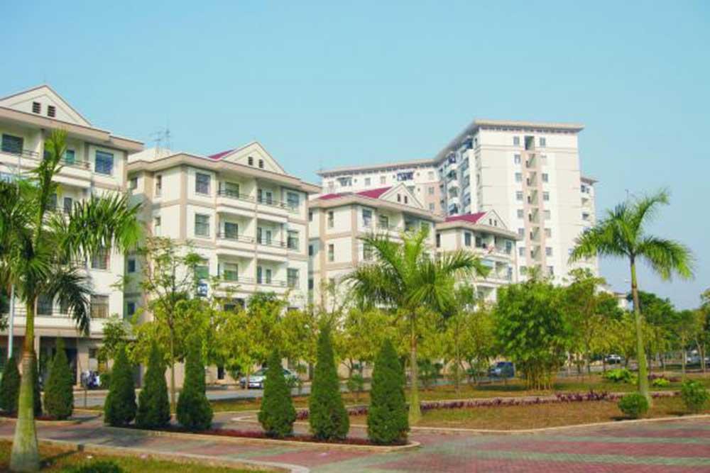 Khu đô thị Việt Hưng