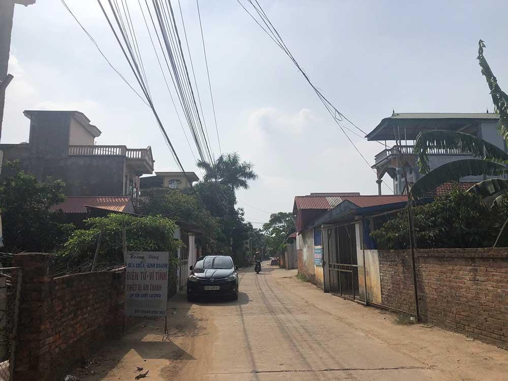 15 lô Sen Trì, Bình Yên, Thạch Thất - Khu CNC Hòa Lạc