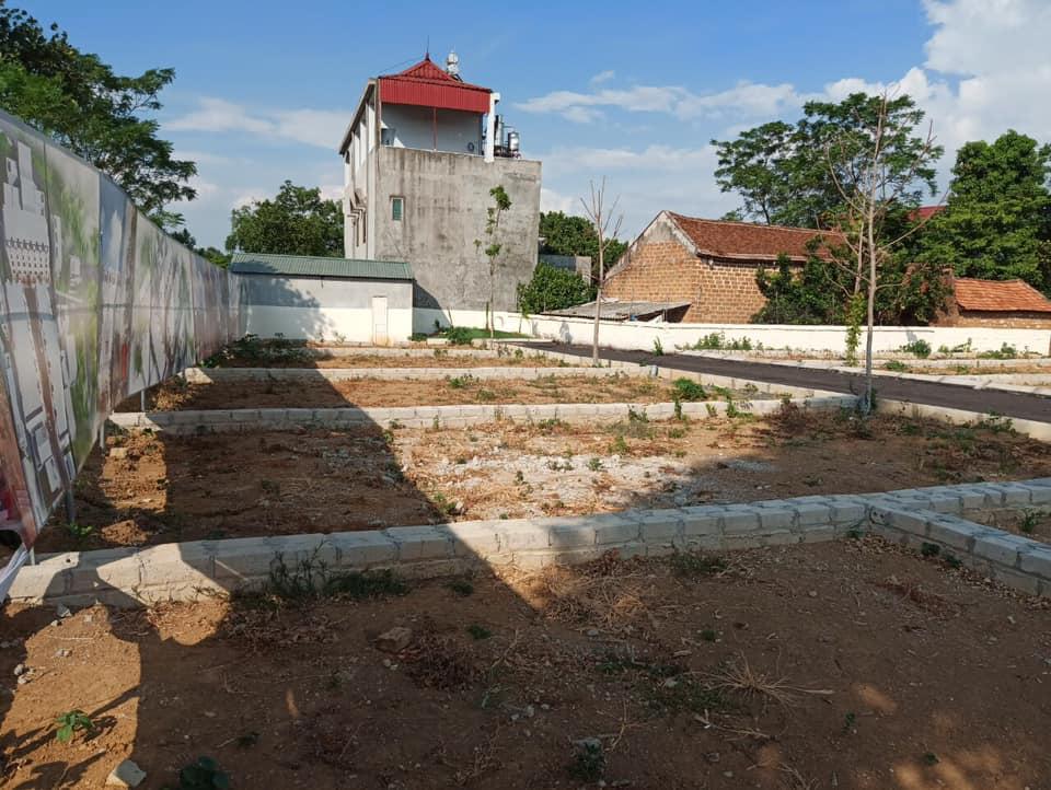 19 lô đất nền Phúc Tiến 2 khu CNC Hòa Lạc
