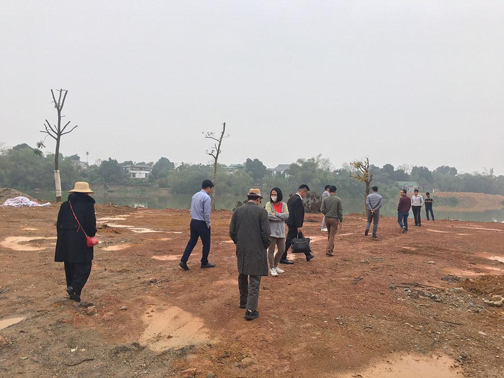 29 Lô Hạ Bằng hồ Vực Giang - Khu CNC Hòa Lạc