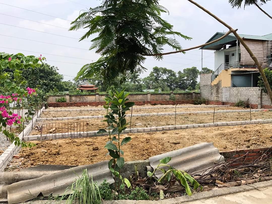 4 lô đất mặt đường xã Bình Yên - Đất nền Hòa Lạc siêu đẹp