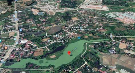 9 lô đất nền Vai Réo, Phú Cát - Hòa Lạc