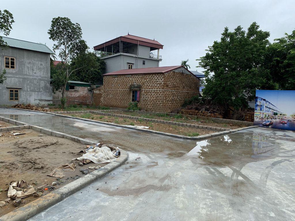 Khu đất 11 lô khu dân cư Yên Mỹ, xã Bình Yên gần khu CNC Hòa Lạc, sát TL 420