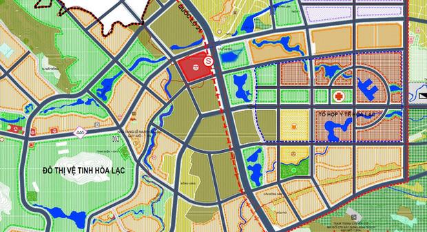 Khu đô thị vệ tinh Hòa Lạc