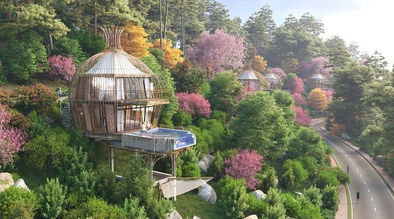 Sakana Resort Hoà Bình