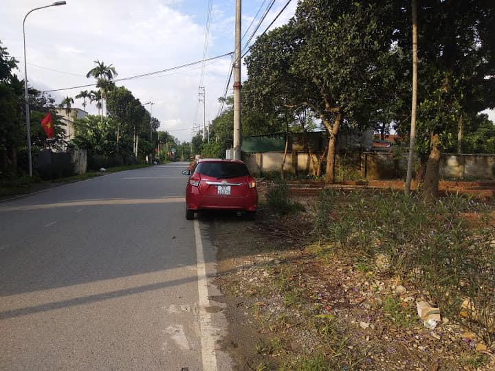 09 lô đất nền Phú Mãn Sẵn Sổ Đỏ Kinh Doanh Được Ngay Đường Trục Chính 8m