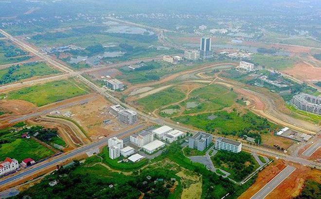 44 lô đất khu dân cư Cánh Chủ, Bình Yên - Đất Vàng khu CNC Hòa Lạc
