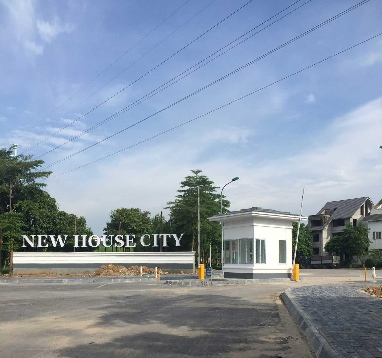 Khu đô thị Ngôi Nhà Mới - New House City