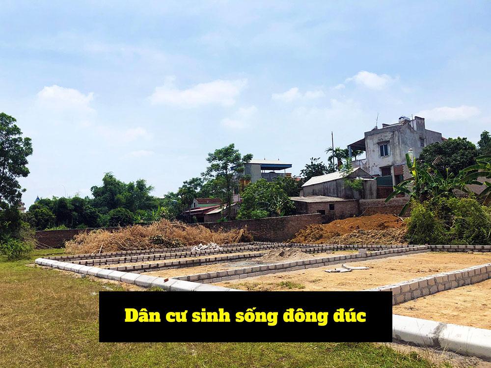 Khu tái định cư Đà Gạo, Linh Sơn, Bình Yên, Thạch Thất