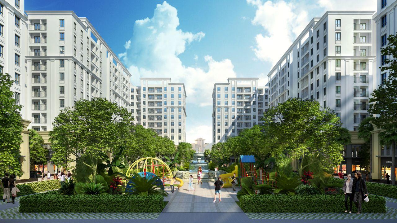 Khu đô thị FLC Tropical City Hạ Long