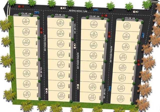 32 Lô Đất nền Phú Mãn - KDC Phú Mãn VILLAS Chỉ từ 900TR