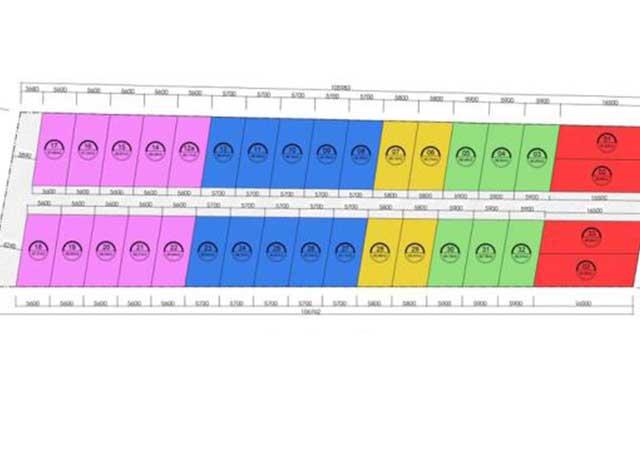 34 lô Khoang Mái, Đồng Trúc Vị Trí Siêu Đẹp Cách Vành Đai CNC Hòa Lạc 50m