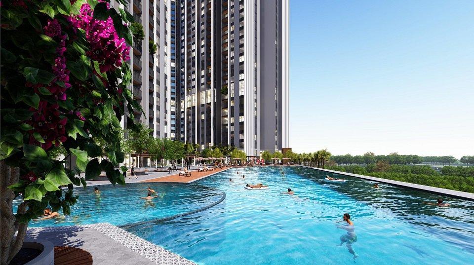 Vị trí dự án chung cư Central Residence Yên Sở - Hoàng Mai