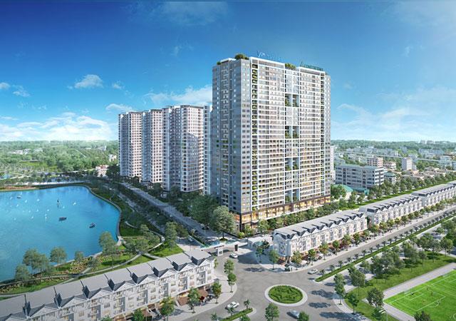 Chung cư Epic's Home