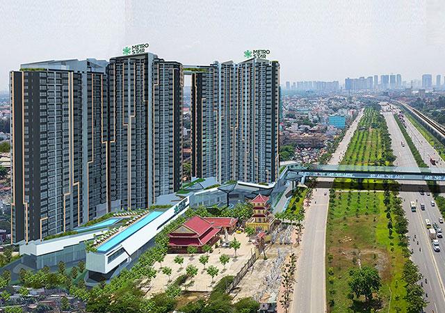 Chung cư Metro Star