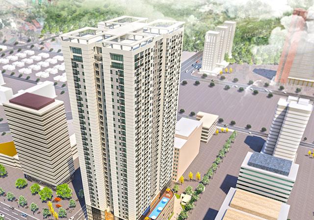 Chung cư Phú Thịnh Green Park