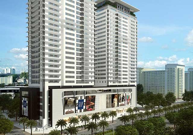 Chung cư Times Tower