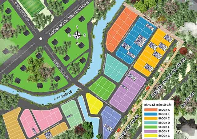 Đất Nền Diamond Riverside Hoà Lạc - Khu TĐC Đồng Doi