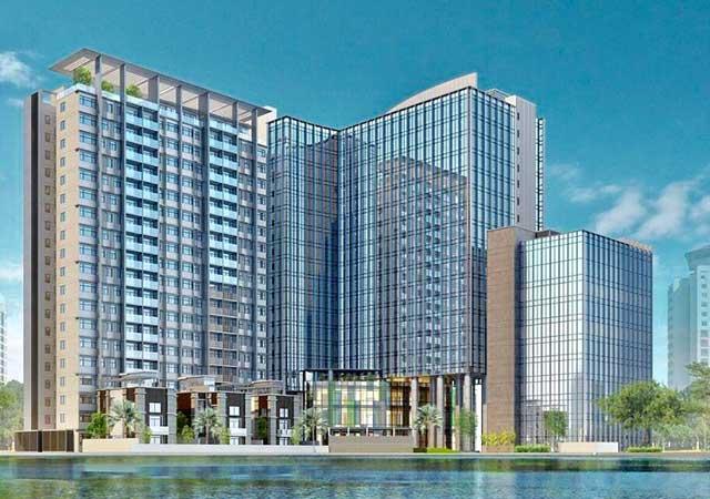 Chung cư BRG Grand Plaza