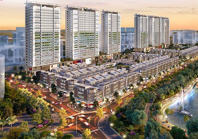 Khai Sơn Town